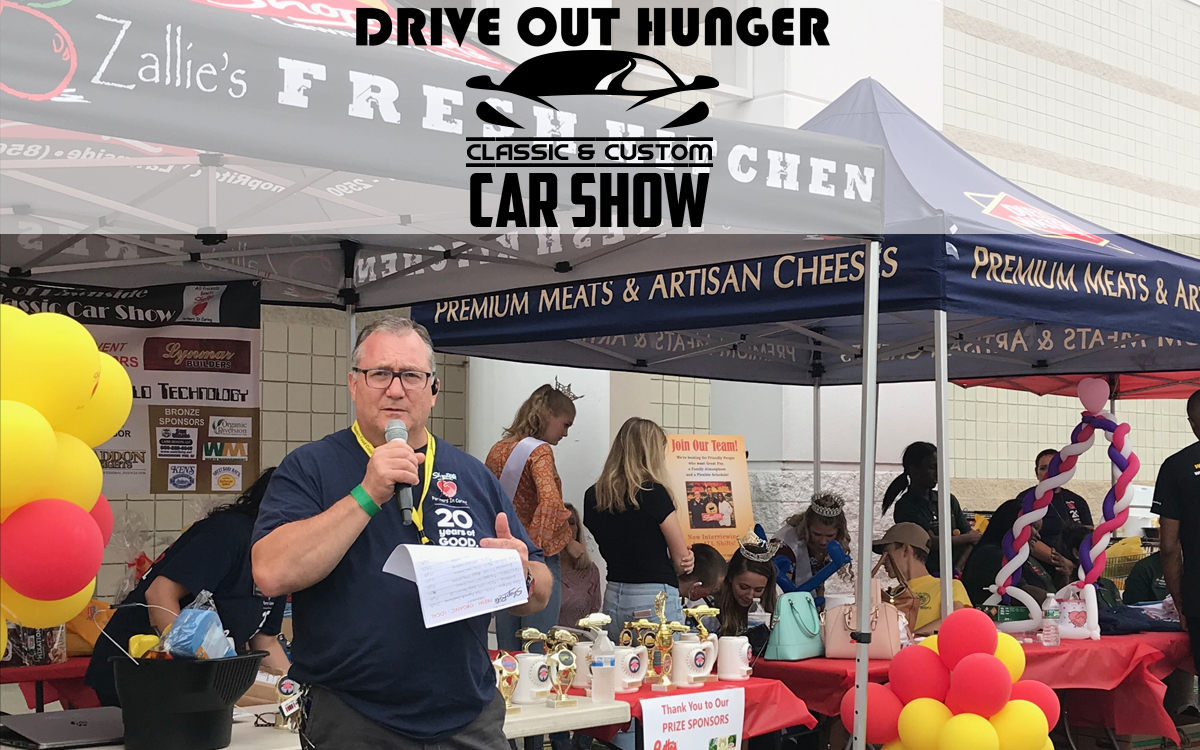 Partners in Caring, General Mills, Cars, Car Show, Drive Out Hunger, Family, Family Fun, Food Drive, Request a Donation, Donations, Zallies Fresh Kitchen, ShopRite of Medford, ShopRite of Lawnside, ShopRite of Gibbstown, South Jersey, Zip Code, 08055, 08045, 08027, Local, Community, Sponsor, Event