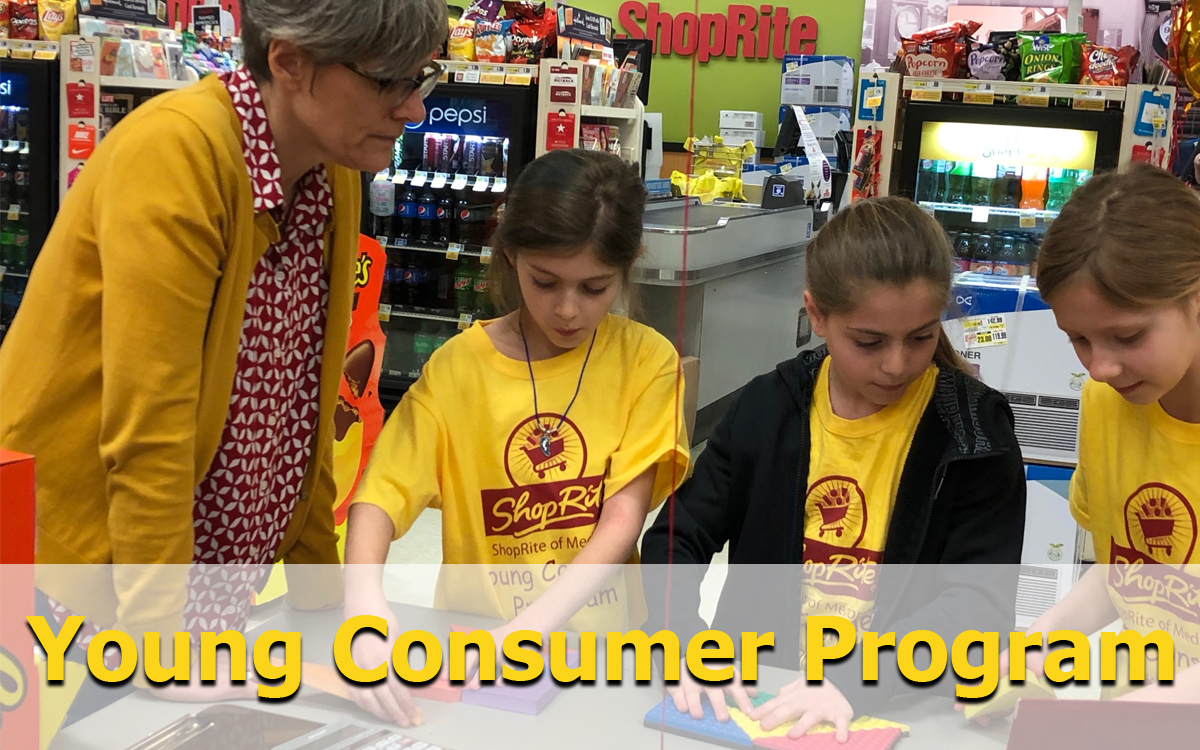 Young Consumer, Food Drive, Request a Donation, Donations, Zallies Fresh Kitchen, ShopRite of Medford, ShopRite of Lawnside, ShopRite of Gibbstown, South Jersey, Zip Code, 08055, 08045, 08027, Local, Community, Sponsor, Event