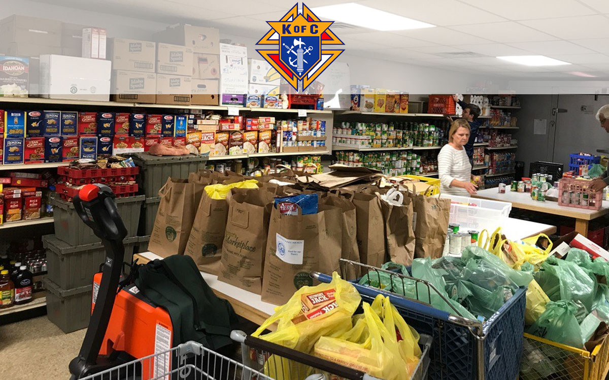 Knights of Columbus, food drive, Request a Donation, Donations, Zallies Fresh Kitchen, ShopRite of Medford, ShopRite of Lawnside, ShopRite of Gibbstown, South Jersey, Zip Code, 08055, 08045, 08027, Local, Community, Sponsor, Event