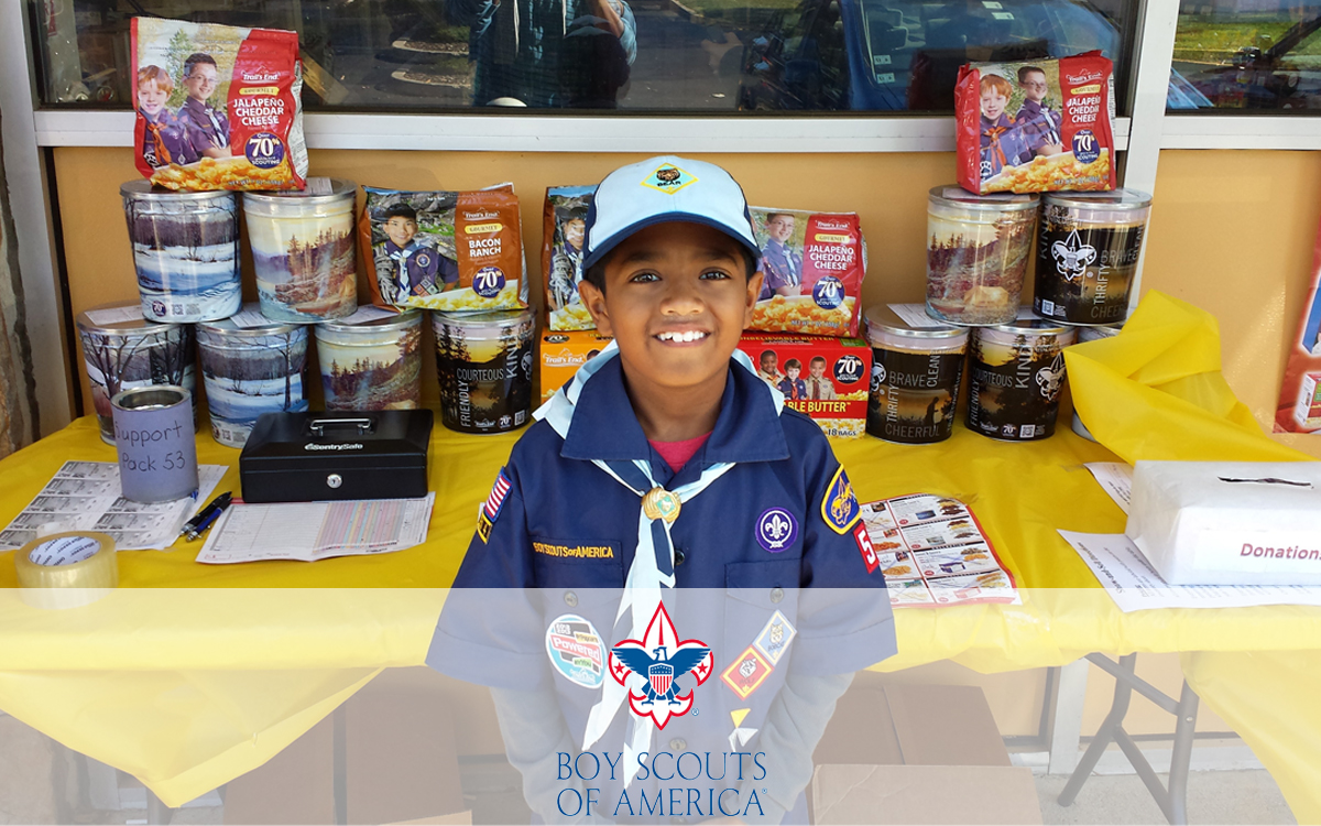 Boy Scouts of America, Boy Scouts Popcorn, Request a Donation, Donations, Zallies Fresh Kitchen, ShopRite of Medford, ShopRite of Lawnside, ShopRite of Gibbstown, South Jersey, Zip Code, 08055, 08045, 08027, Local, Community, Sponsor, Event