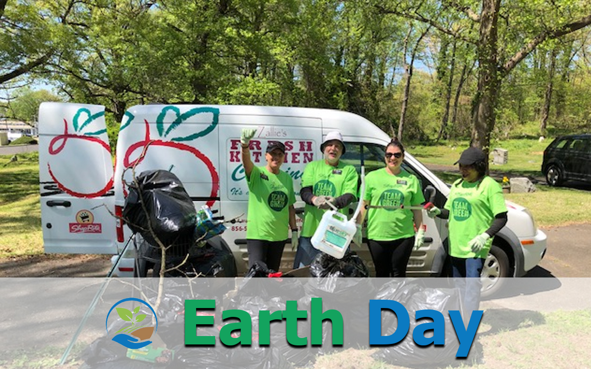 Earth Day, Clean Up, Request a Donation, Donations, Zallies Fresh Kitchen, ShopRite of Medford, ShopRite of Lawnside, ShopRite of Gibbstown, South Jersey, Zip Code, 08055, 08045, 08027, Local, Community, Sponsor, Event
