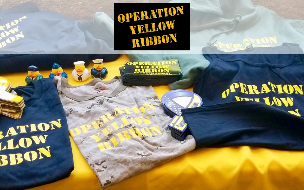 Operation Yellow Ribbon, United States Military, U.S. Troop, Food Drive, Request a Donation, Donations, Zallies Fresh Kitchen, ShopRite of Medford, ShopRite of Lawnside, ShopRite of Gibbstown, South Jersey, Zip Code, 08055, 08045, 08027, Local, Community, Sponsor, Event